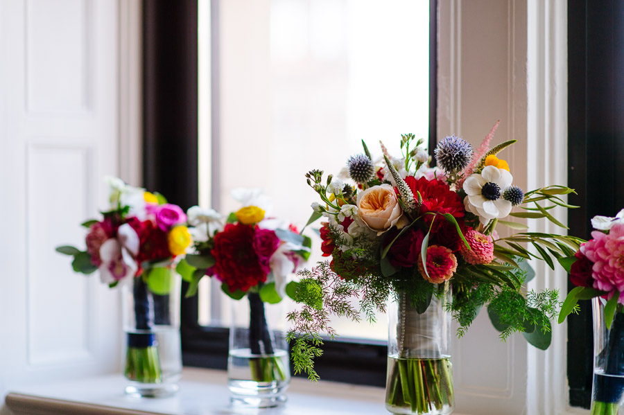 Wedding bouquets by Poppy Floral