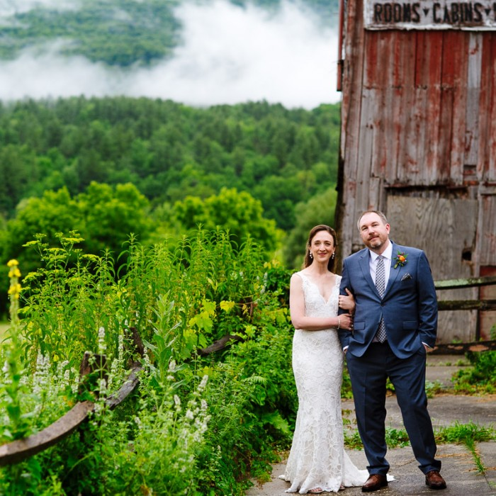 Hill Farm Inn Wedding