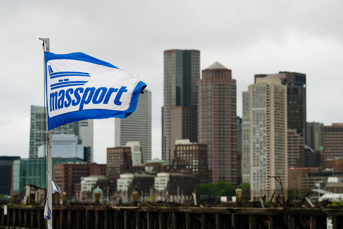 Massport flag
