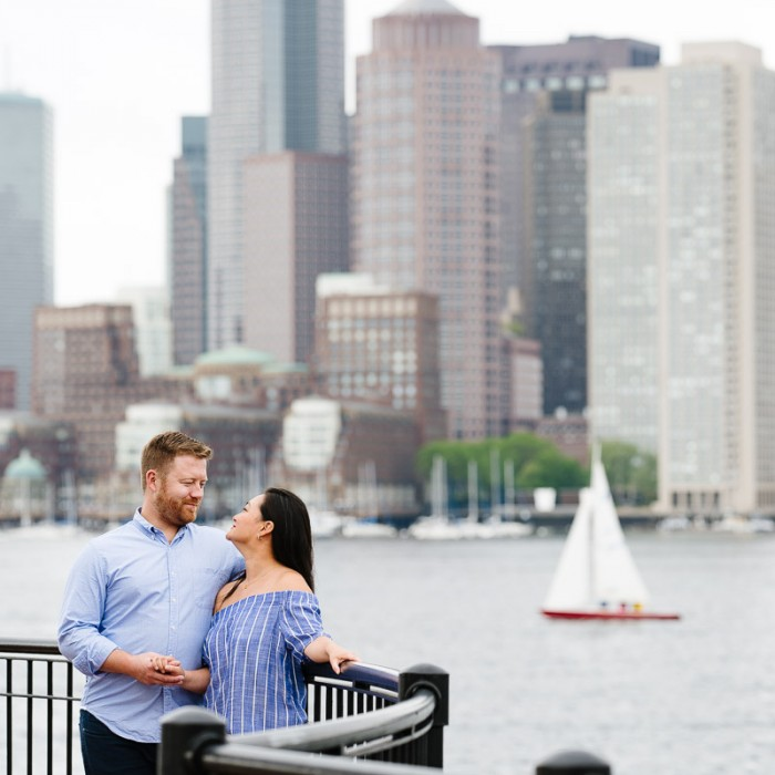 Piers Park Engagement Session