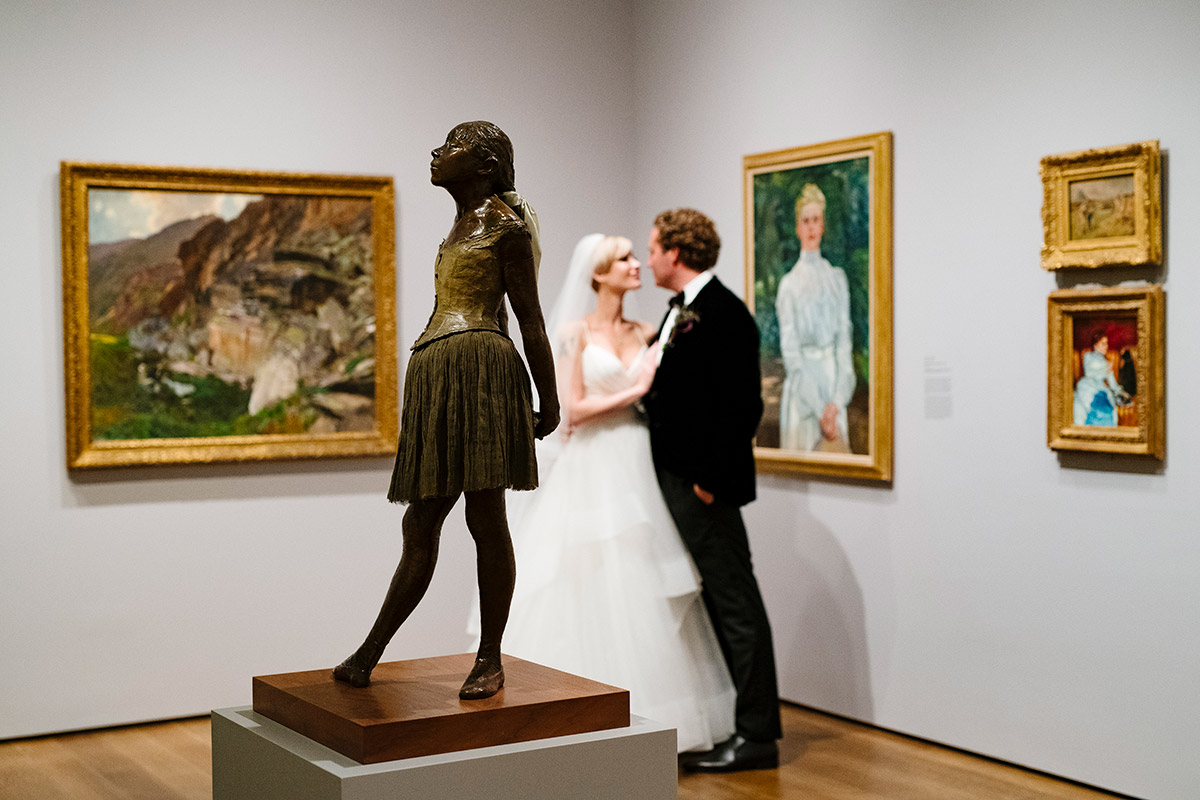 Degas at the Harvard Art Museum